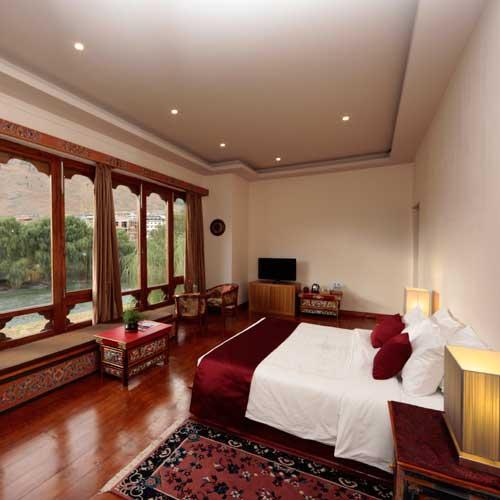 hotel au bhoutan