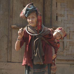 découvrez le nord Laos